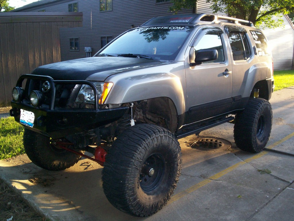 Need A Few Pictures Of Lifted Xterra S Nissan Xterra Forum