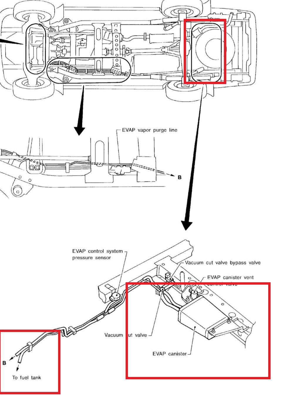 Car shuts off at the gas pump when fuel is near E   Nissan XTerra Forum [ 1374 x 995 Pixel ]