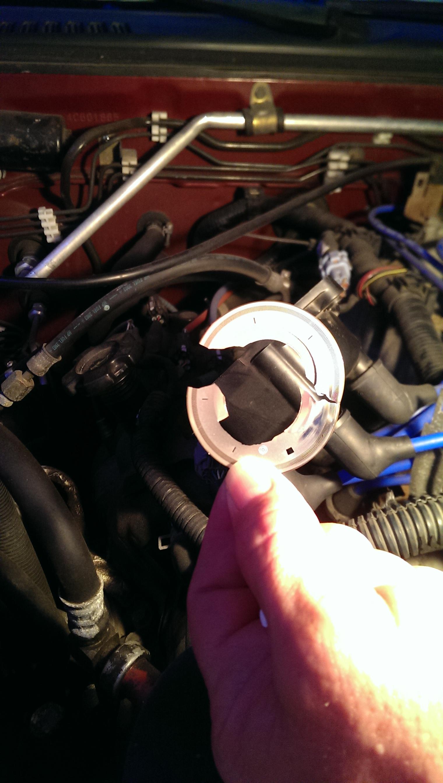 2004 VG33E Non S/C Engine Stopped | Nissan XTerra Forum