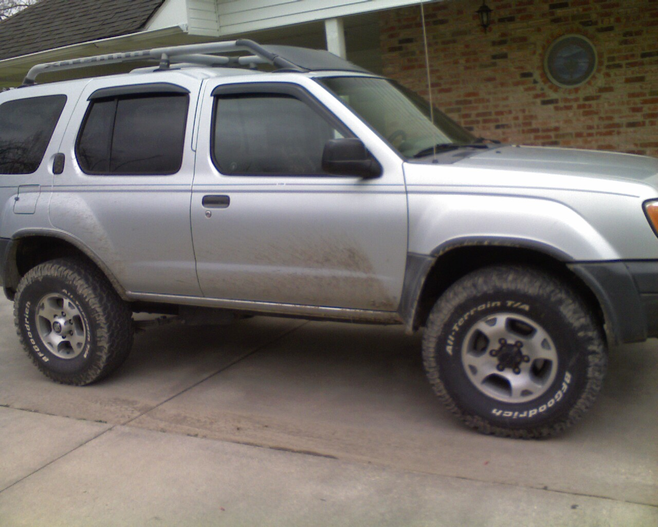 32 inch tires nissan xterra forum click image for larger version name photo021809001g views 3586 size 2333 vanachro Gallery